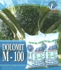 Pupuk Dolomit M-100 Galatta