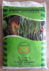 Pupuk Phosphate GRAND PHOSMAG