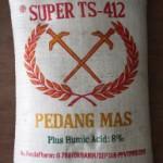 Distributor Pupuk Organik Granul Super TS-412 Cap Pedang Mas di Pekanbaru