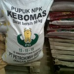 Jual Pupuk NPK Kebomas di Pekanbaru Riau