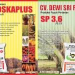 Jual Pupuk NPK di Palembang Sumatera Selatan