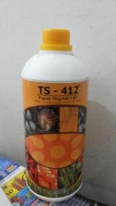 Pupuk Organik Cair TS - 412