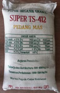 Pupuk Organik Super TS-412