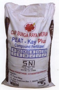 NPK Peat-Kay Plus