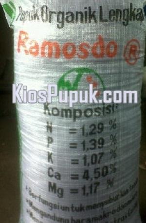 """Pupuk Organik Lengkap """"Ramosdo"""""""